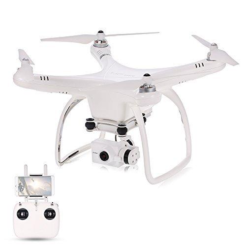 UPair One Drone con fotocamera 16 MP 4K 5.8G FPV Quadcopter 2-Axis Gimbal Fotografia Aerea Professionale GPS Elicottero RTF