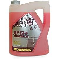 MANNOL Longlife Antifreeze AF12+ -40 Kühlerfrostschutz Kühlmittel 5L 157757