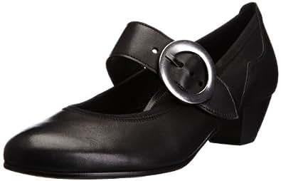 Gabor Shoes Gabor Comfort 76.119.57, Damen Pumps, Schwarz (schwarz), EU 35 (UK 2.5) (US 5)