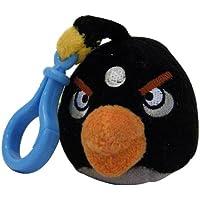 Angry Birds–2261–Fusseln Clip aus Display–Schwarz