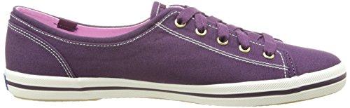 Keds-Chaussures pour Femme Rally Violet - Plum purple