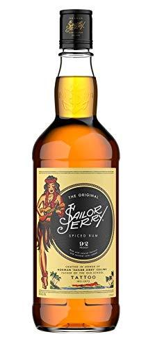 Sailor Jerry Spiced Rum (1 x 0.7 l)