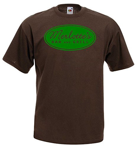 True Blood Merlottes Bar (world-of-shirt Herren T-Shirt Merlotte`s Bar and Grill - true blood)