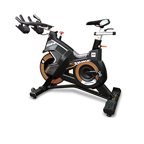 BH Fitness - Bicicleta Indoor superduke