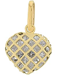Lucky Eye Pendant Gold 58514K Yellow Gold Eye Nazar Boncuk 3055
