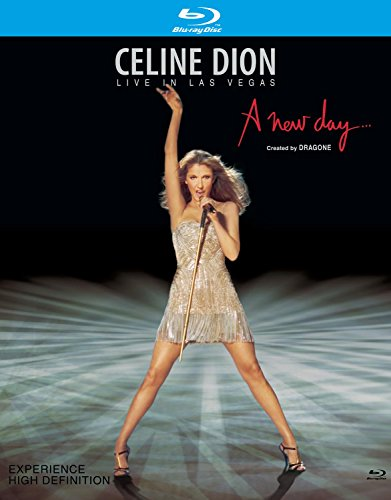 A New Day: Live In Las Vegas [Blu-ray] 41c1B3uvIkL