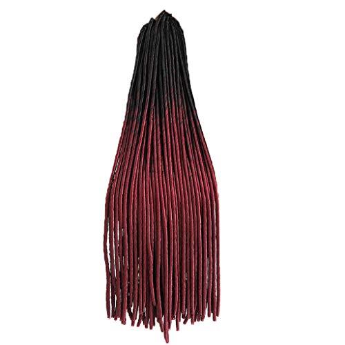 Amfirst Perücke Frauen Damen Haar lockige Lang Wig für Karneval Fasching Cosplay Party Mode hübsche Frau Mädchen Farbverlauf Twist Crochet Braids Extensions Perücken