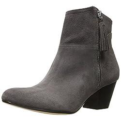 easy spirit nine west women's hannigan suede ankle bootie - 41c1D49Z7aL - Nine West Women's Hannigan Suede Ankle Bootie