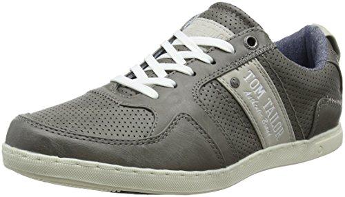 TOM TAILOR Herren 485100130 Sneaker Grau (Grey)