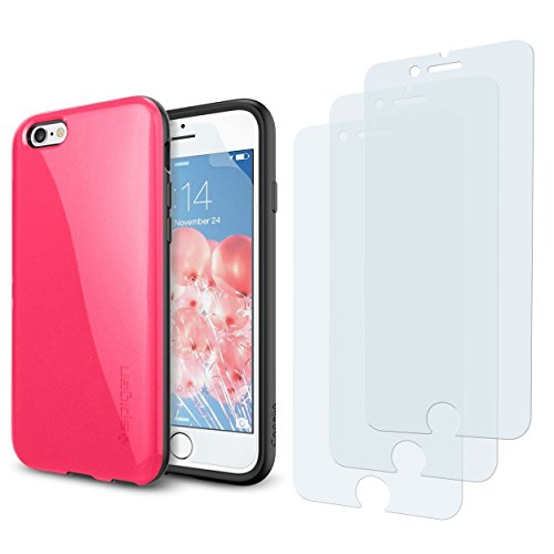 spigen-coque-de-protection-pour-iphone-6-47-capella-housse-azale-rose-3-x-film-de-protection-dcran-s