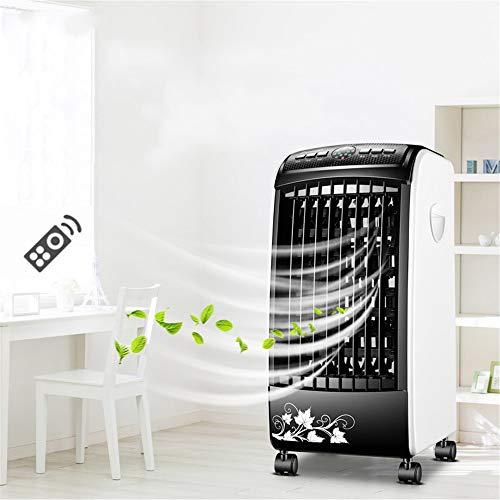 WSN Climatizador Calefactor Ventilador,Acondicionador de Aire portátil Compacto con Filtro de Ventilador...
