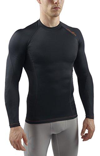 sub-sports-rx-t-shirt-de-compression-manches-longues-homme-noir-fr-l-taille-fabricant-l