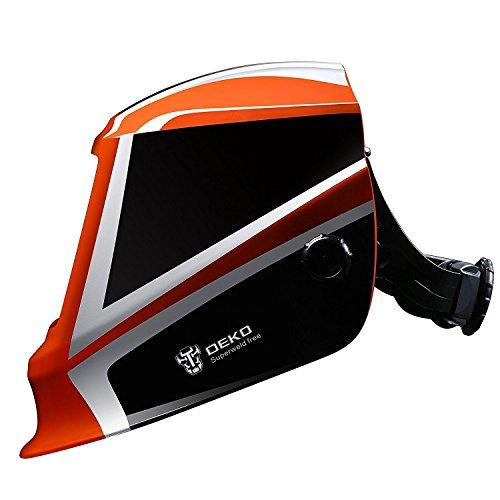 Zoom IMG-2 deko maschera saldatore ad energia