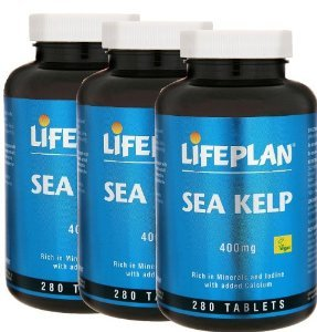 3-Bottles-of-Lifeplan-Sea-Kelp-400mg-280-Tablets-840-tablets