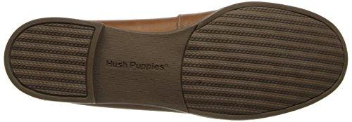 Hush Puppies - Iris Sloan, mocassini da donna Marrone (Brown (Tan Leather))