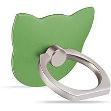 soporte del sostenedor del teléfono del anillo de dedo de noche perezoso palo de hebilla de cinturón ( Color : #6 )
