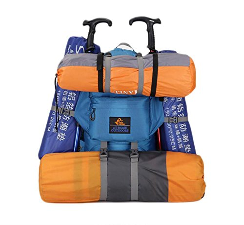 esterno pacchetto alpinismo da 3655L borsa E del spalle Uomini Donne qUP7t