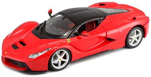 Bburago 15626001 - La Ferrari, farblich sortiert