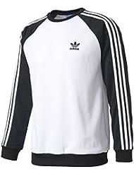 adidas Herren Sst Crew Sweatshirt