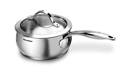 Karcher 125464 lara bater a de cocina con tapas de - Baterias de cocina para induccion ...