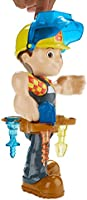 Mattel Bob Aggiustatutto FFN20 - Bob Cambia Attrezzi