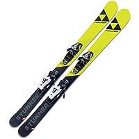 Fischer Ski Stunner SLR JR Freeski Rocker 2019 + Bindung FJ7 AC