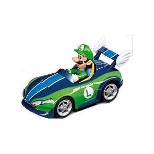 Preisvergleich Produktbild Mario Kart Wii Aufziehauto Wild Wing Luigi