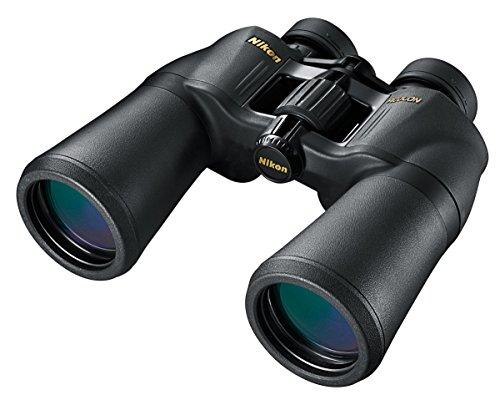 Nikon Aculon A211 12×50 Fernglas (12-fach, 50mm Frontlinsendurchmesser) schwarz