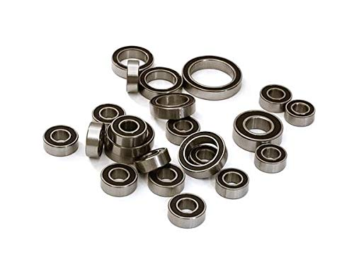 Integy RC Model Hop-ups C27411 Low Friction Oiled Ball Bearing Kit for Axial 1/10 Wraith Rock Racer -