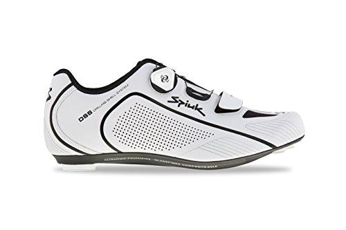 SPIUK altube Road Chaussure Unisexe Adulte blanc/noir