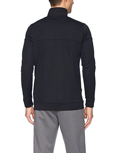 Under Armour Herren Sportstyle Pique Jacket Oberteil Black