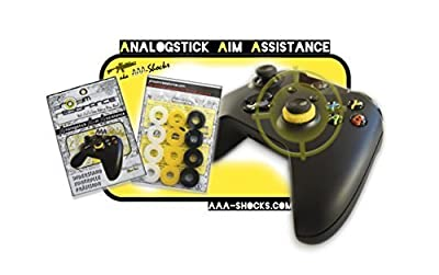 AAA-Shocks (Analogstick Aim Assistance Shock Absorbers): Famous Swiss F.P.S. Controller Add-On by AAA-Shocks.com