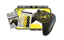 AAA-Shocks: Analogstick Aim Assistance (Amortisseur pour les Jeux FPS - Made in Switzerland) Veterans Edition PRO Kit pour Xbox One