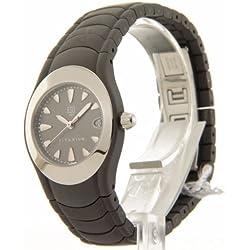 ESQ by Movado 7100731 28mm Grey Titanium Bracelet & Case Mineral Women's Watch