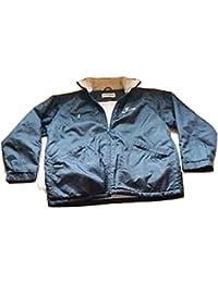 Mens windcheater concealed hood waterproof windproof everyday jacket