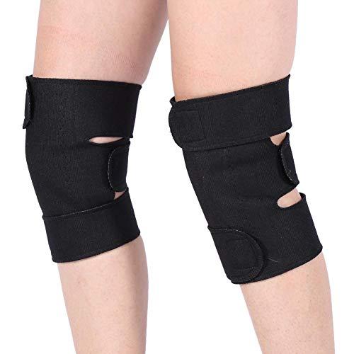 Sonew Ceinture de Protection pour orthèse d'orthèse pour orthèse de Genou à genouillère à Maintien Automatique du Genou avec Support Auto-Chauffant