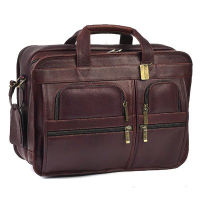 clairechase-italian-leather-briefcase-matte-finish-cognac-matte-finish