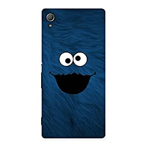 Special Blue Funny Ghost Back Case Cover for Xperia Z3 Plus
