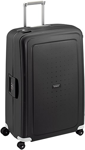 Samsonite S'Cure Spinner 81/30 Koffer, 81cm, 138 L, Black
