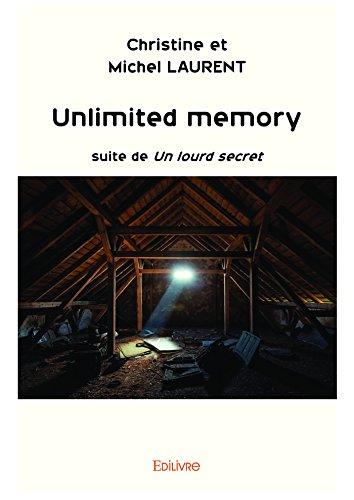 Unlimited memory: Suite de Un lourd secret (Classique) (French ...