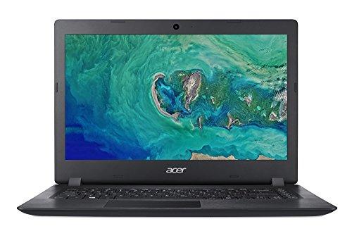 Acer Aspire 1 A114 31 C3RS 356 cm 14 Zoll HD matt Notebook Intel Celeron N3450 4GB RAM 64GB eMMC Intel HD HDMI Win 10 S schwarz Notebooks