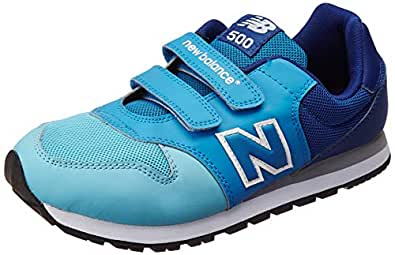 new balance Boy's 500 Blue Sneakers - 3.5 UK/India (36 EU)