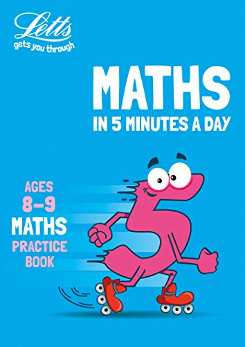 Letts maths in 5 minutes – Letts maths in 5 minutes age 8-9