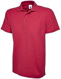 CLASSIC - Polo -  - Polo - Uni - Col chemise classique - Manches courtes Homme