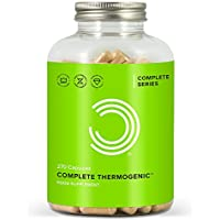 BULK POWDERS Complete Fat Burner and Thermogenic for Weight Loss, Pack of 270 Capsules