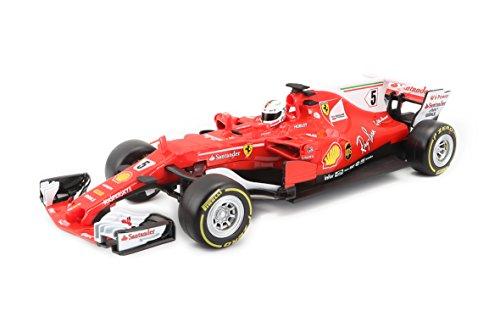 Maisto Tech R/C Ferrari SF70H: Ferngesteuertes Auto Sebastian Vettel 2017