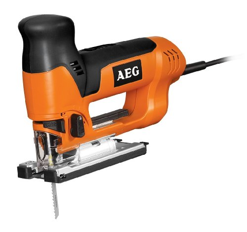AEG ST 800 XE Orange Scie Sauteuse Sciage 110mm 705W