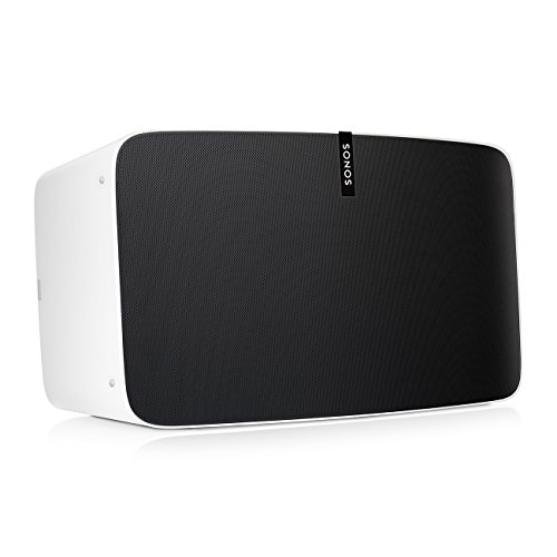Sonos PLAY:5 I Klangstarker Multiroom Smart Speaker für Wireless Music Streaming (weiß) - 3