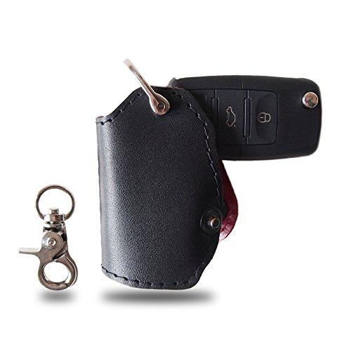 volkswagen-vw-golf-polo-passat-custodia-accessori-portachiavi-vera-pelle-chiave-chiavi-cover-protett