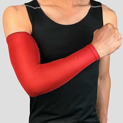 Elastische Ellenbogenbandagen- Bandage mit Kompressionseffekt   Ellbogenbandage für Sport & Alltag, Damen & Herren, Links und rechts